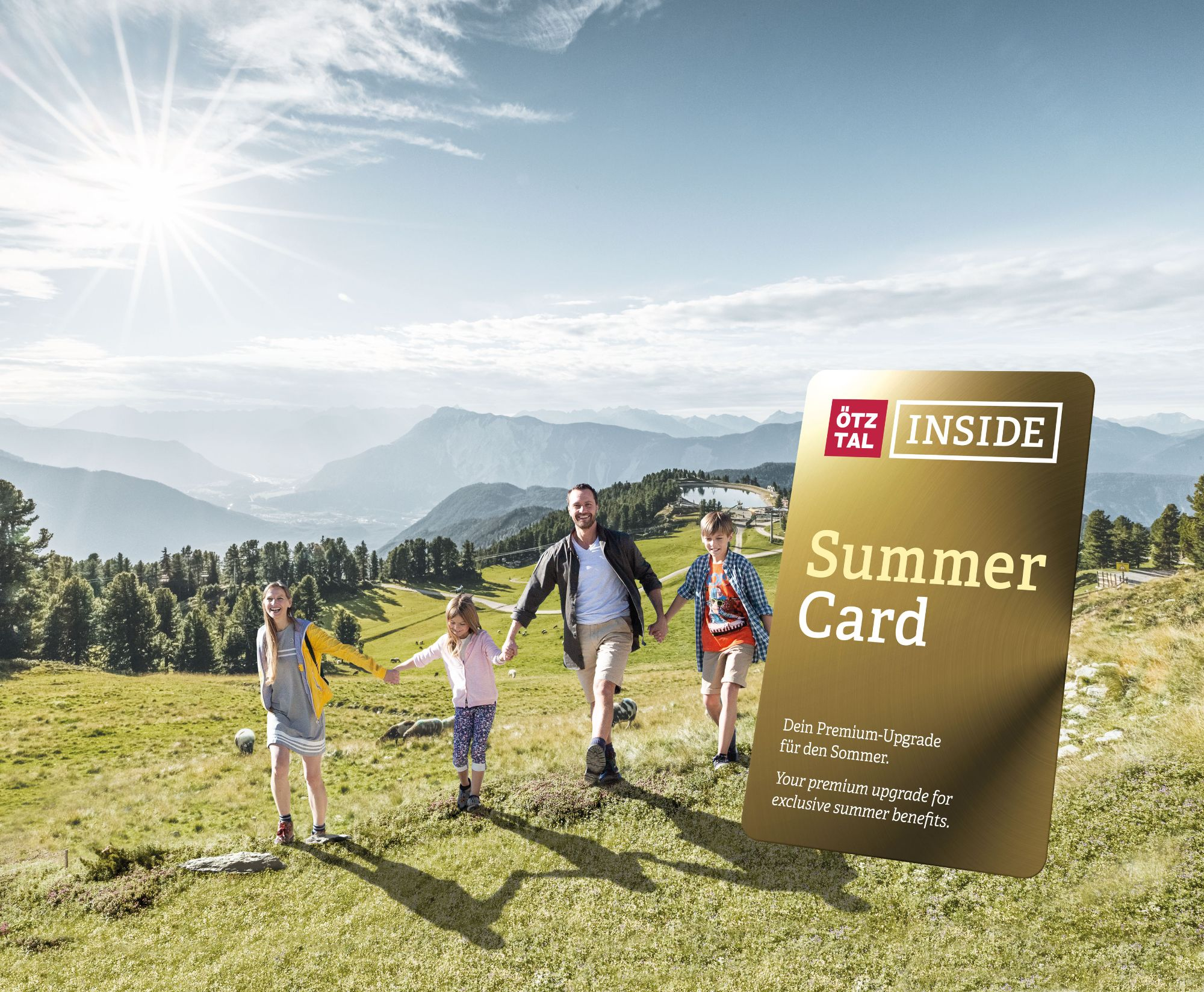Ötztal Inside Summer Card | Ötztal | oetztal.com